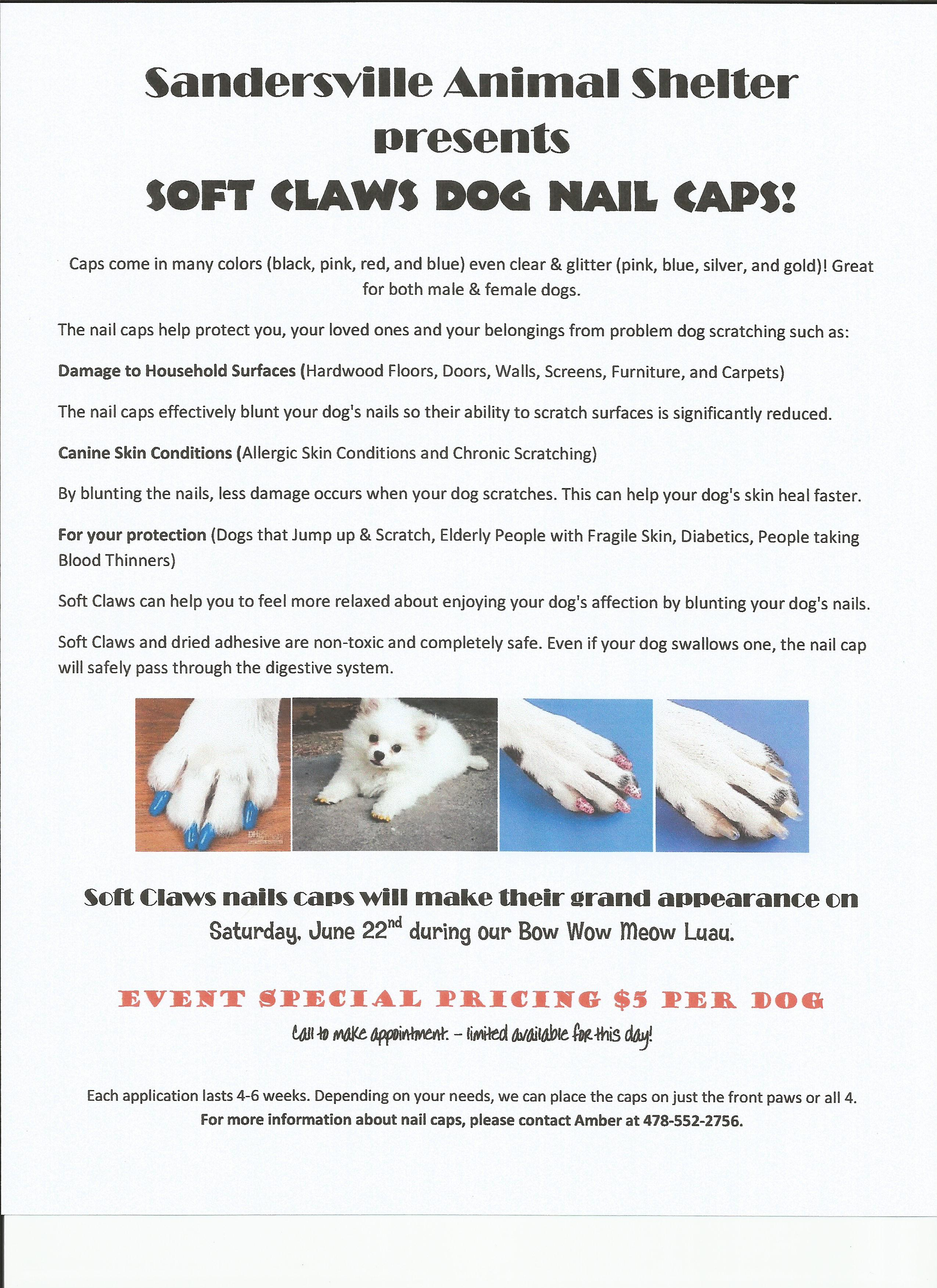 Soft Claws Dog Nail Caps My Site